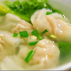 7. Wonton Soup