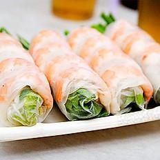 4. Salad Rolls