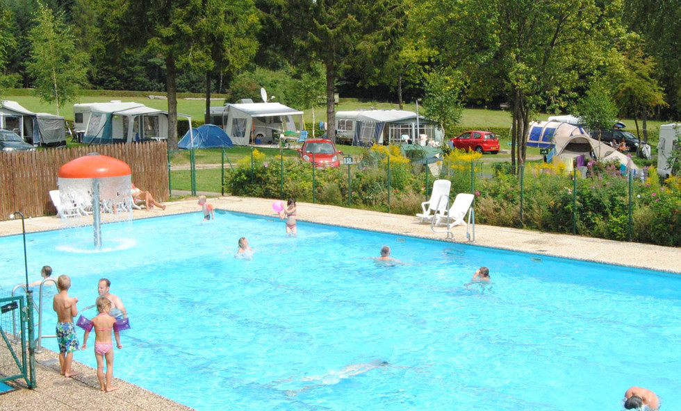 Camping auf Kengert_Medernach_Luxemburg_