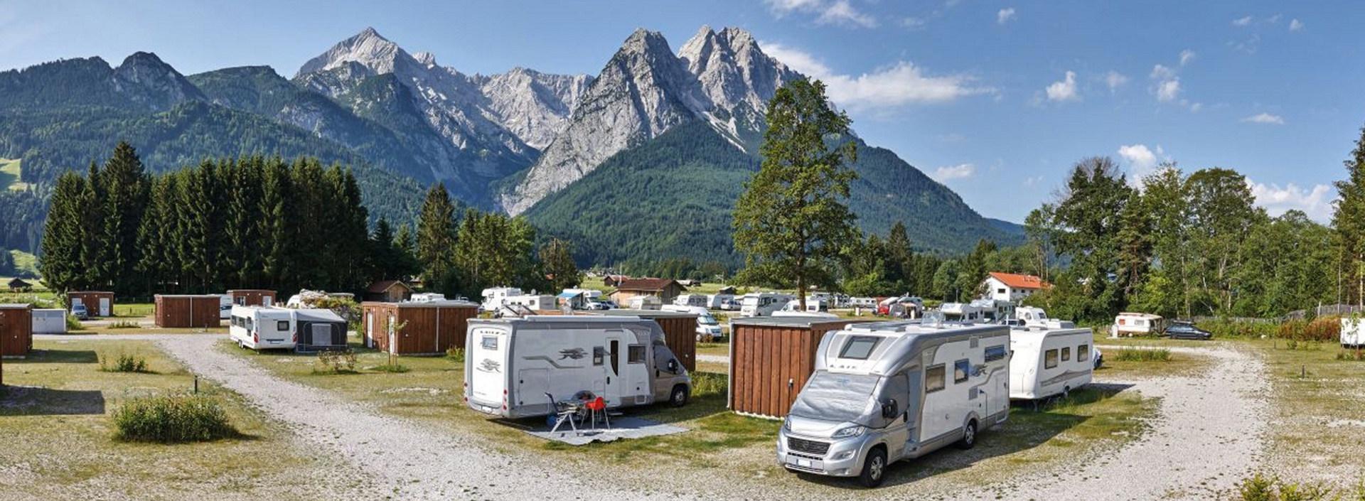 Campingresort Zugspitze Fotograph Marc G