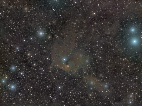Hind's variable nebula