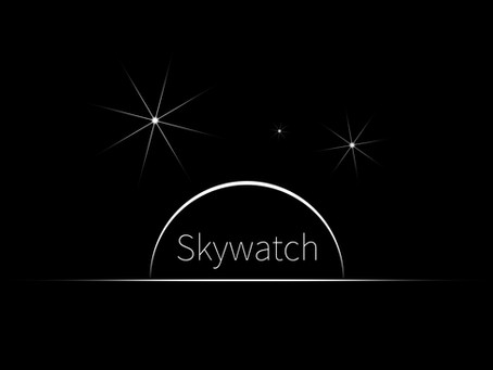 Skywatch 16th of April