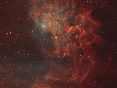Flames of Auriga