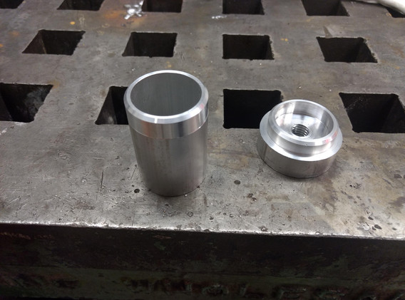 Parts Machined for Dartmouth Formula Racing