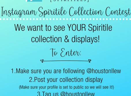 Enter to Win! Instagram Spiritile Collection Contest