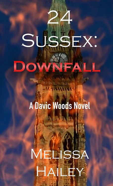 24 Sussex: Downfall paperback