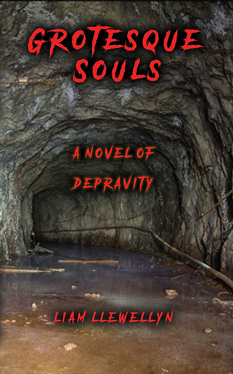 Grotesque Souls paperback