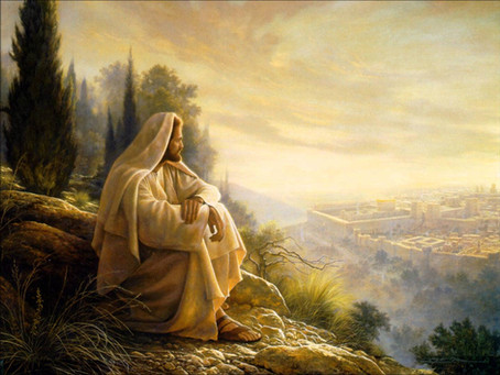O sofrimento de Jesus