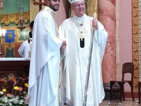 Ordenação Presbiteral Robson Araújo dos Santos, C.SS.R