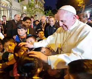 A Igreja desejada e buscada pelo Papa Francisco