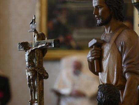 """Papa convoca o """"Ano de São José"""""""