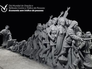 MARATONA DE ORAÇÃO MARCARÁ A 7ª EDIÇÃO DO DIA MUNDIAL DE ORAÇÃO CONTRA O TRÁFICO DE SERES HUMANOS