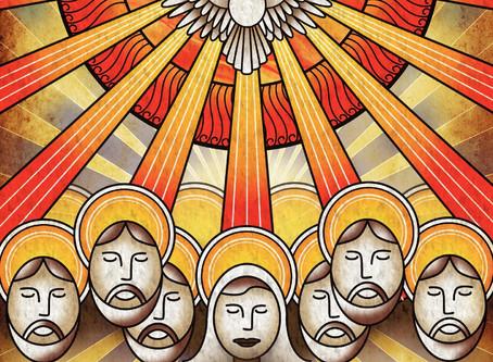 PENTECOSTES: UMA FORÇA QUE TRANSFORMA E DÁ NOVO SENTIDO