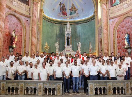Visita dos Irmãos Redentoristas da América Latina e Caribe à Basílica