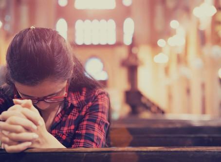 Oração: expressão importante da vida e da fé
