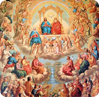 Aprofundando a nossa fé - Os Santos e suas imagens na Igreja