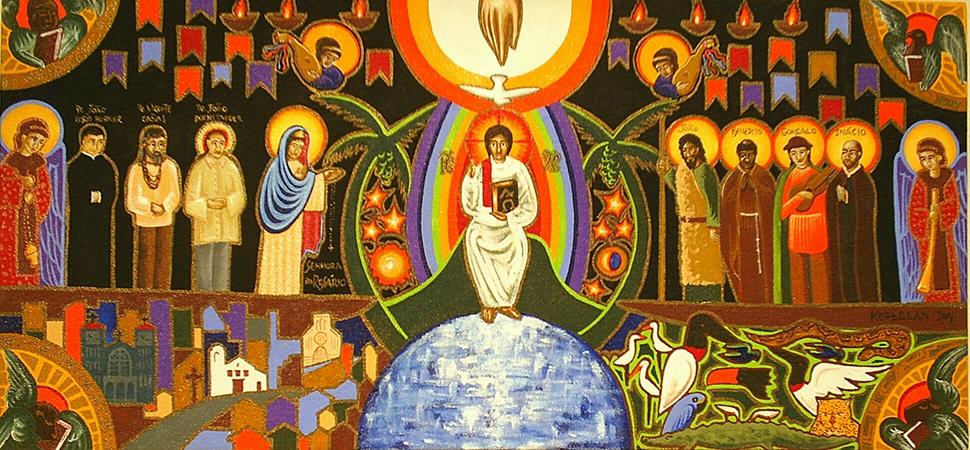 Painel dos Mártires Cuiabanos