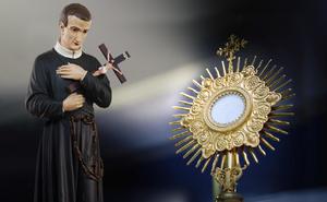 São Geraldo e a Eucaristia