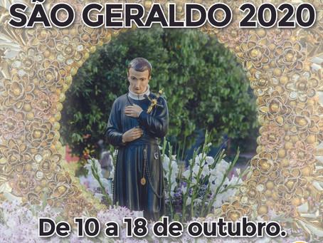 Oitava de São Geraldo 2020 - 10 a 18 de Outubro