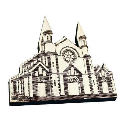 Ímã - Basílica de São Geraldo