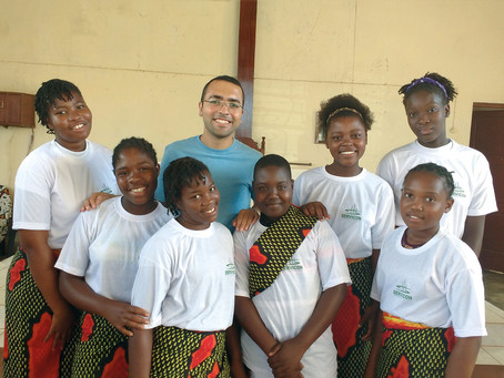 Dar da própria pobreza:  uma experiência missionária