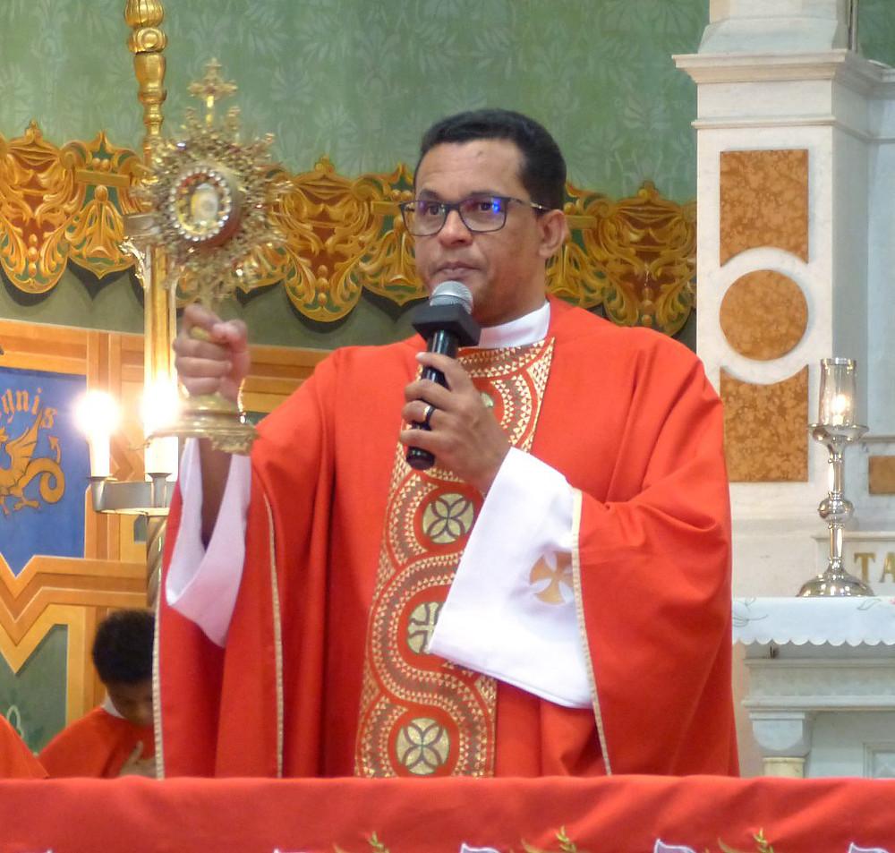 Pe. Edson Alves da Costa, C.Ss.R