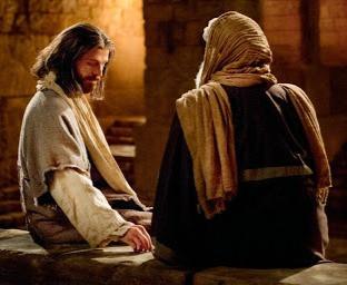Jesus nos ensina a dialogar
