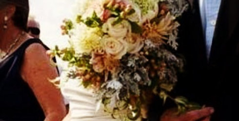 Lux Bridal Bouquet