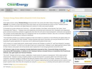 Terabase Energy Raises $6M to Break $0.01/kWh Solar Barrier
