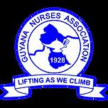 Guyana Nurses Association one Colour Log