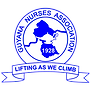 Guyana Nurses Association one Colour Log