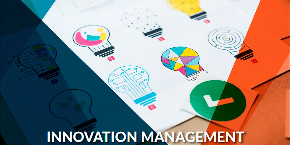 Curso INNOVATION MANAGEMENT CERTIFIED PROFESSIONAL (IMCP)