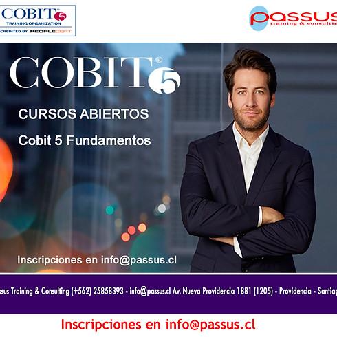 Cobit 2019 Fundamentos (martes 07,  jueves 09  viernes 10, martes 14 de mayo   2019 )