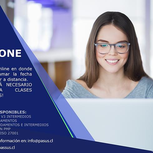 Curso ITIL® 4  Fundamentos - Aula Virtual (9, 11 y 13 de Diciembre 2019)