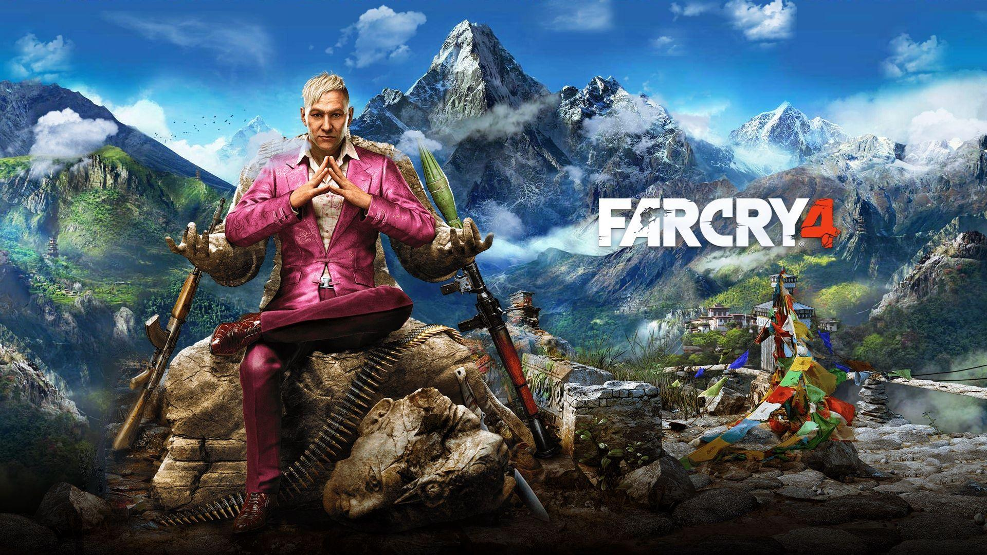 Far Cry 4 Game Desktop Wallpaper_31335