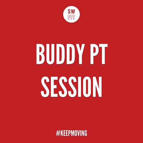 Buddy Personal Training Session