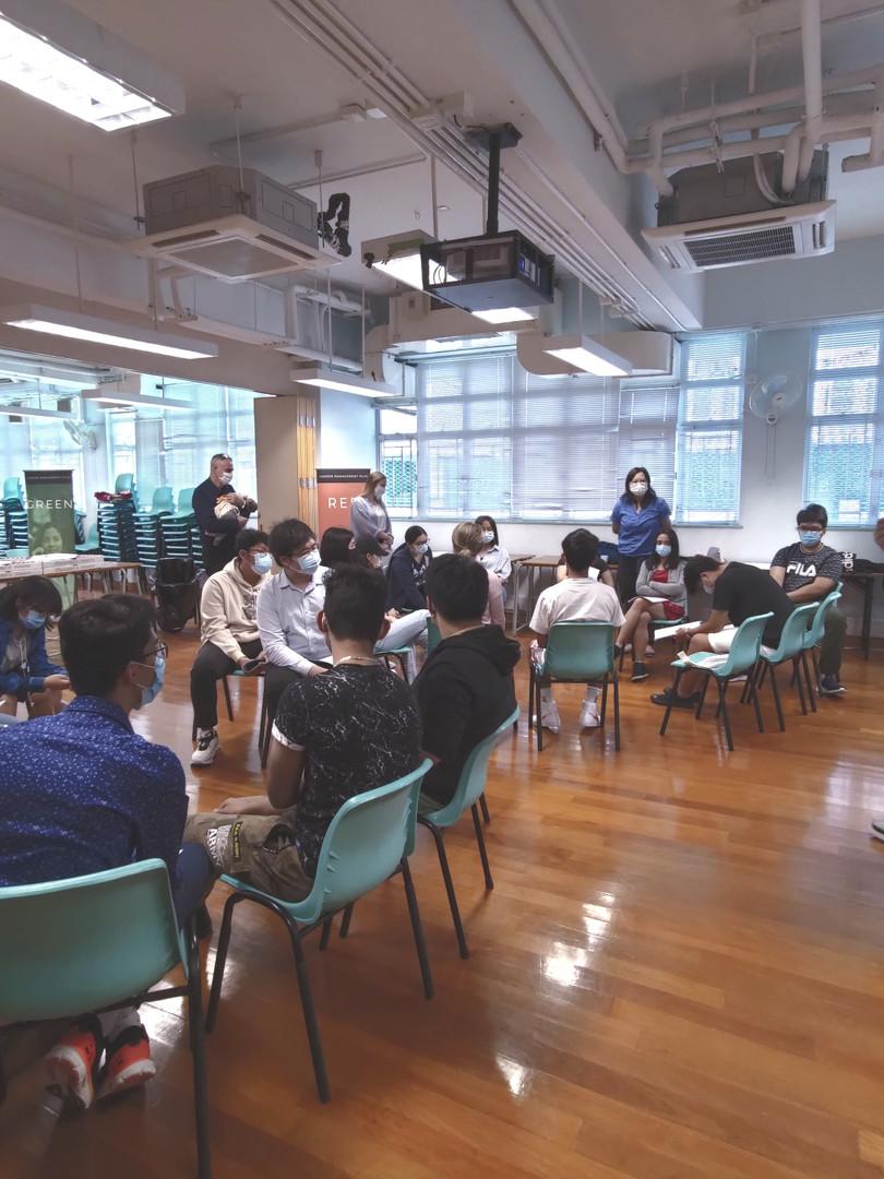 Career Training Workshop