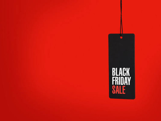 BLACK FRIDAY SALE - NOW ON!!!