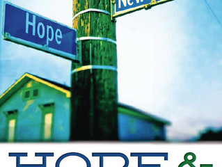 Hope and New Orleans by Sally Asher - The History You Haven't Heard