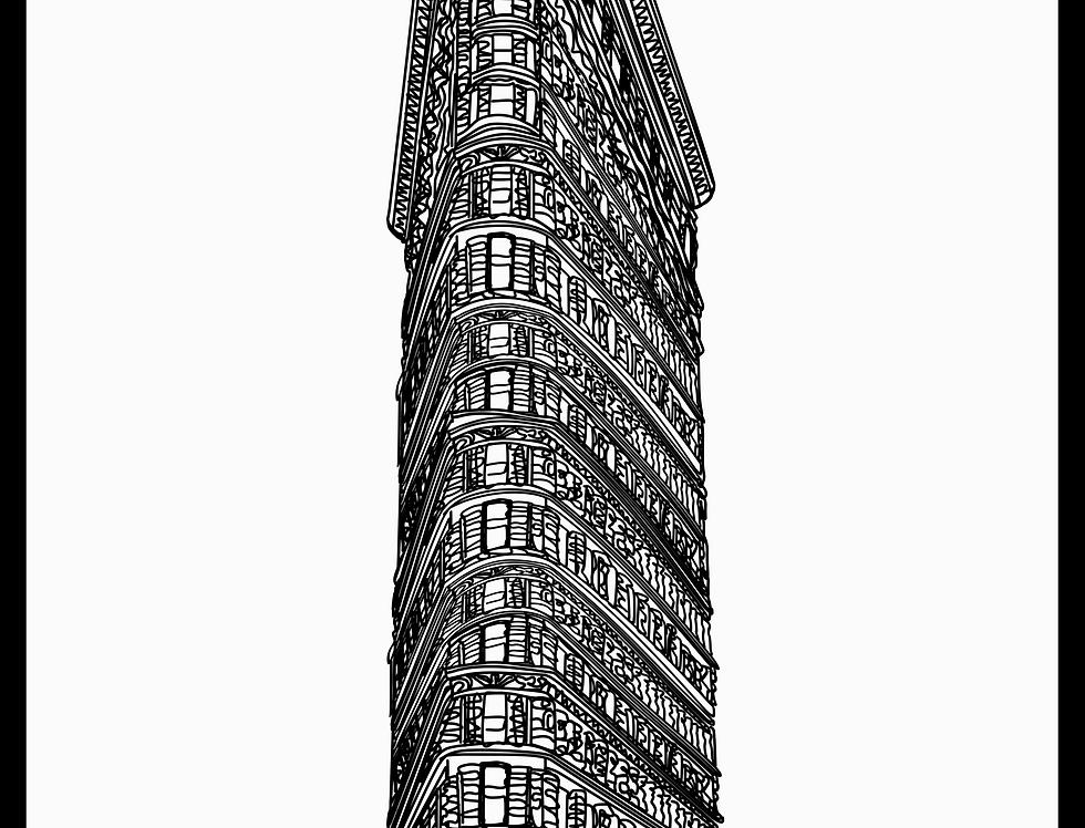 Flat Iron Building NYC