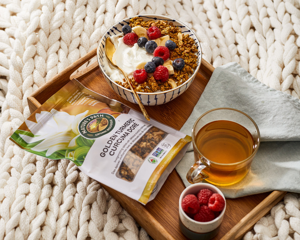 • Nature's Path Foods