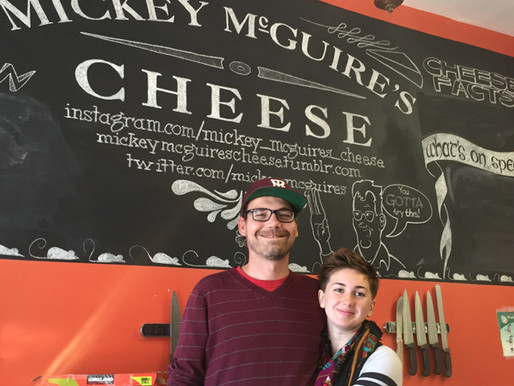Mickey McGuire's Cheese – Review 2016