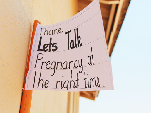 """""""Let's Talk!"""" Campaign Launch in Harare: Eliminating Early and Unintended Pregnancy"""