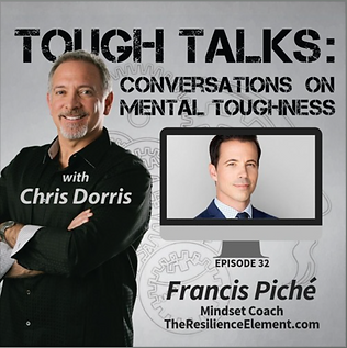 Tough talks, Francis Piché, Podcast