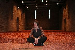 Amelia Marriette  Installation of Field