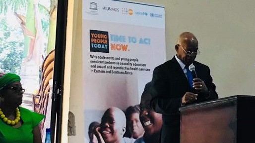 UNESCO to support efforts on ending GBV in schools