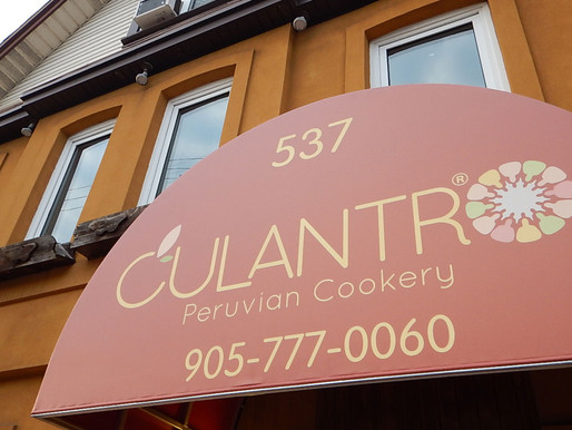 Culantro Peruvian Cookery – Review 2016