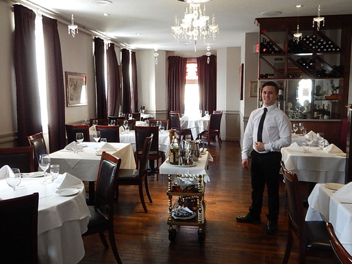 Claudio's Restaurante – Review 2016