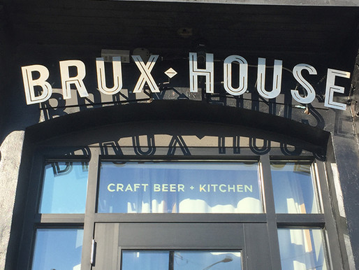 Brux House Craft Beer + Kitchen – Review 2016