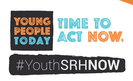 #YouthSRHNOW Campaign to Mobilise Youth Engagement on the ESA Commitment to Launch on 7 November 201